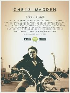 46 - April Gig Poster