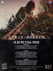 58 - Fall Tour Poster