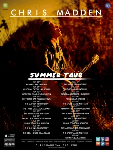 Summer Tour Poster Update