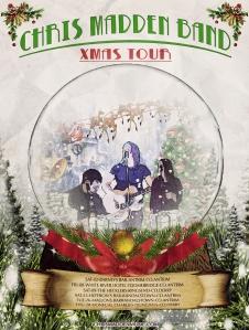 59 - Christmas Tour Poster