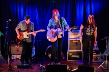 Elizabeth Ramsey Photography - Chris Madden and The Lucky Ducks - Live 2018